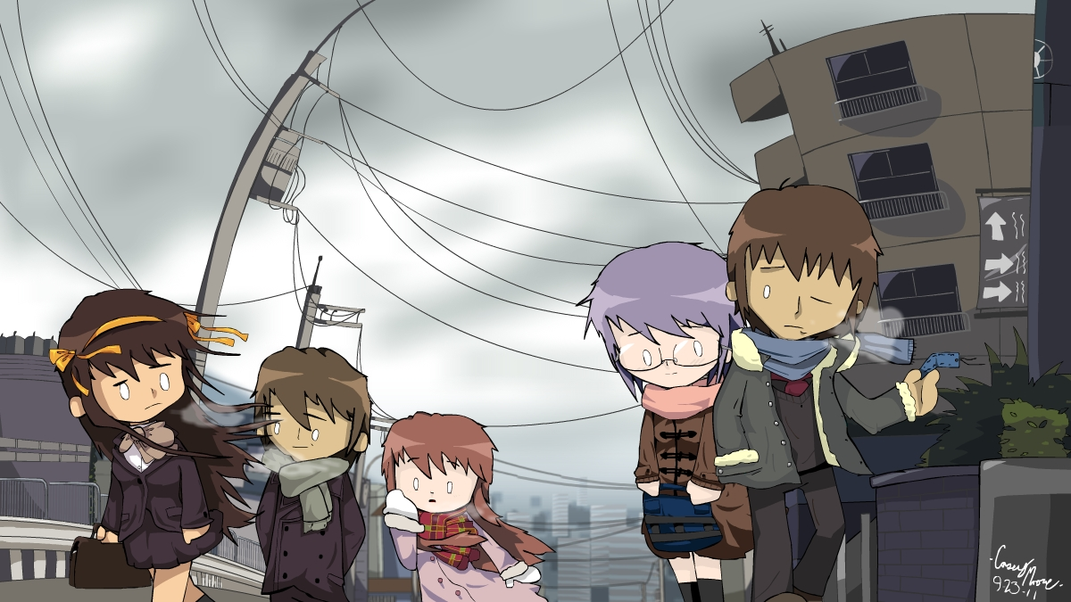 The Disappearance of Kyon