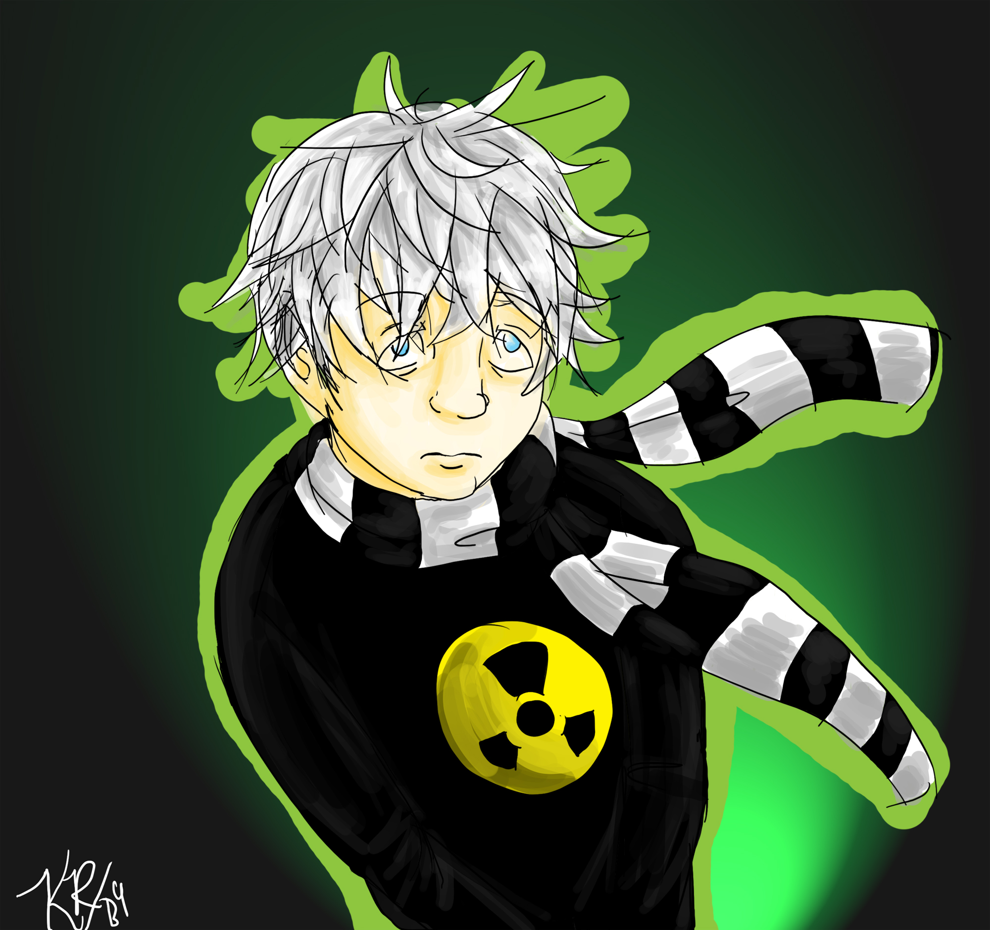 Toxic Boy Is Sad