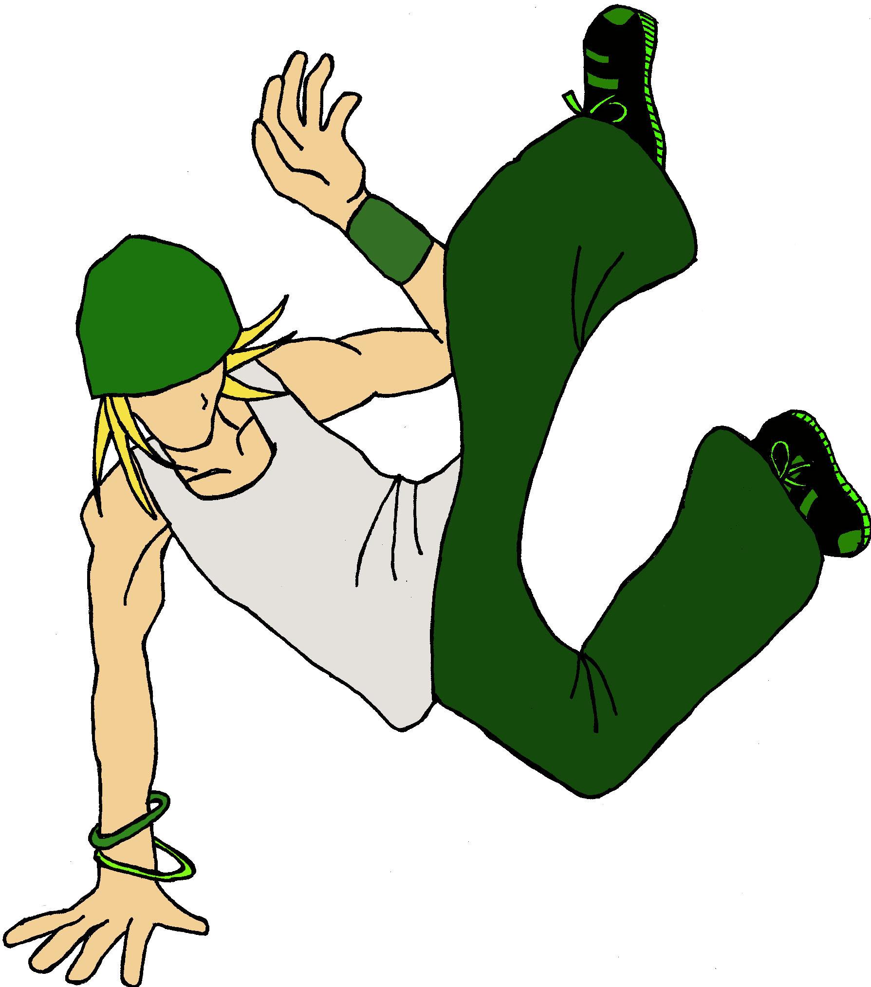 Breakdance!