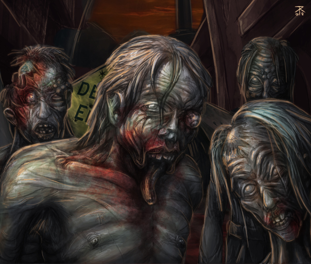 Zombie Pack