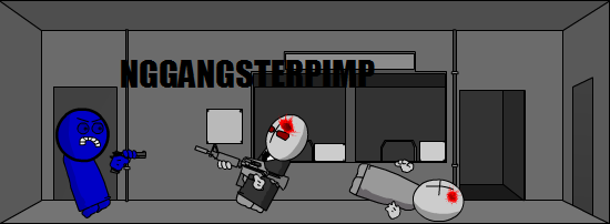 NGGANGSTERPIMP