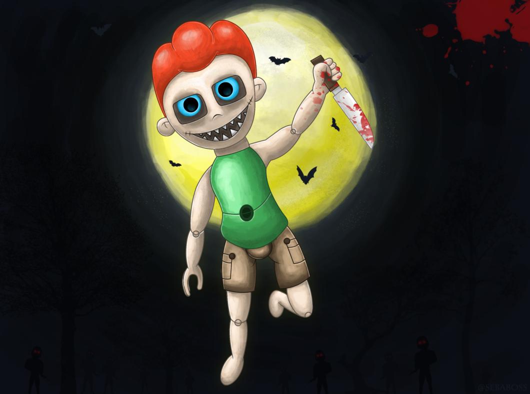 Pico Toy Hunt