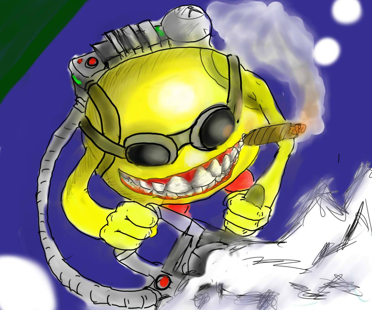 Pac-mans' Revenge