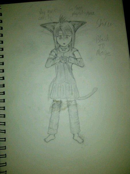 Shiru TR Mage