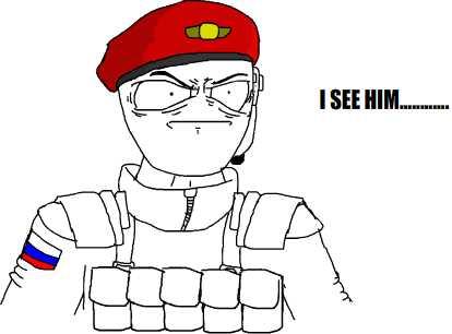 russian commandant