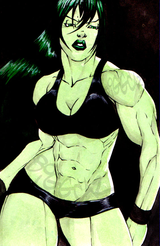 She Hulking