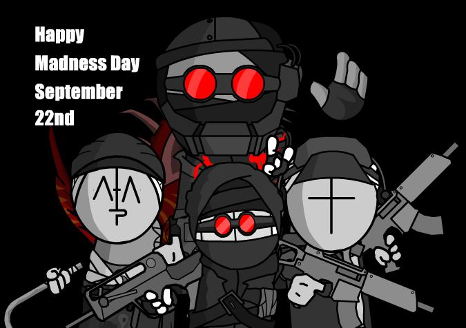 My madness day pic( late