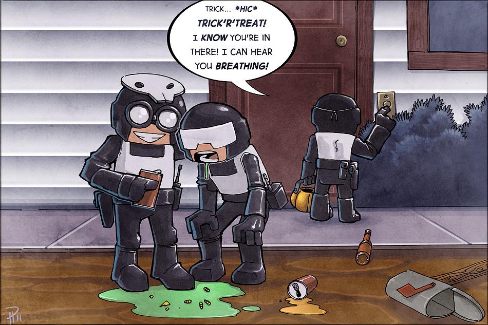 Merry Halloween Newgrounds!