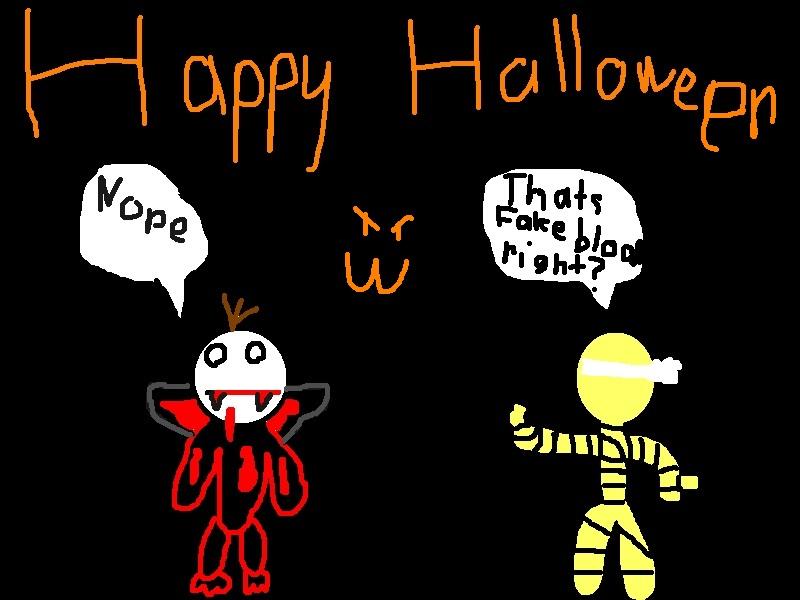 JDC's Halloween