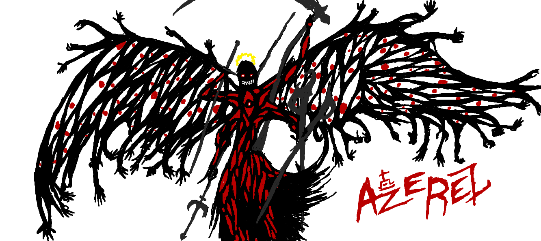Azriel, Angel of Death