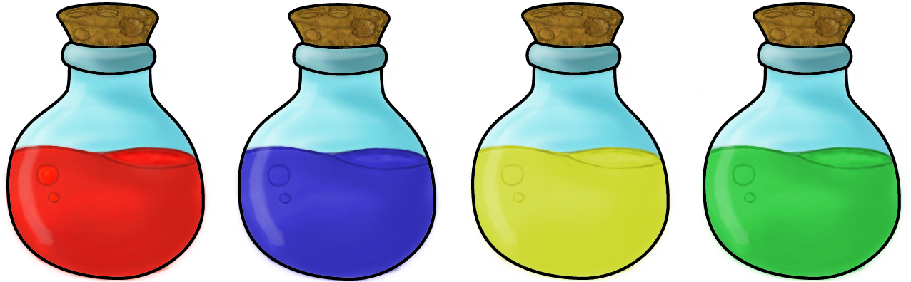 Potion Set