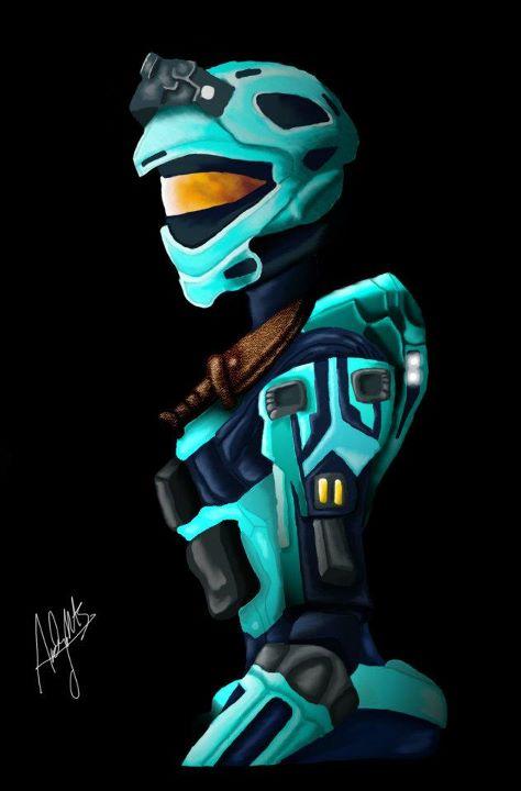 My Halo Spartan