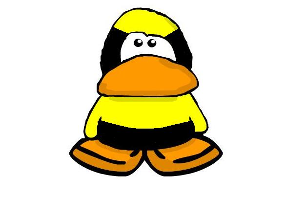 Ninja Duck!! :D