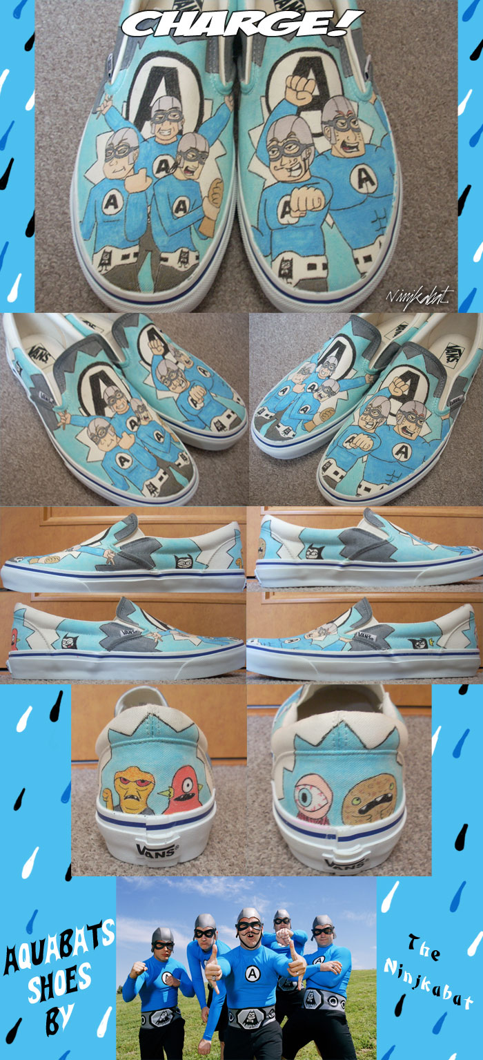 Aquabats Shoes
