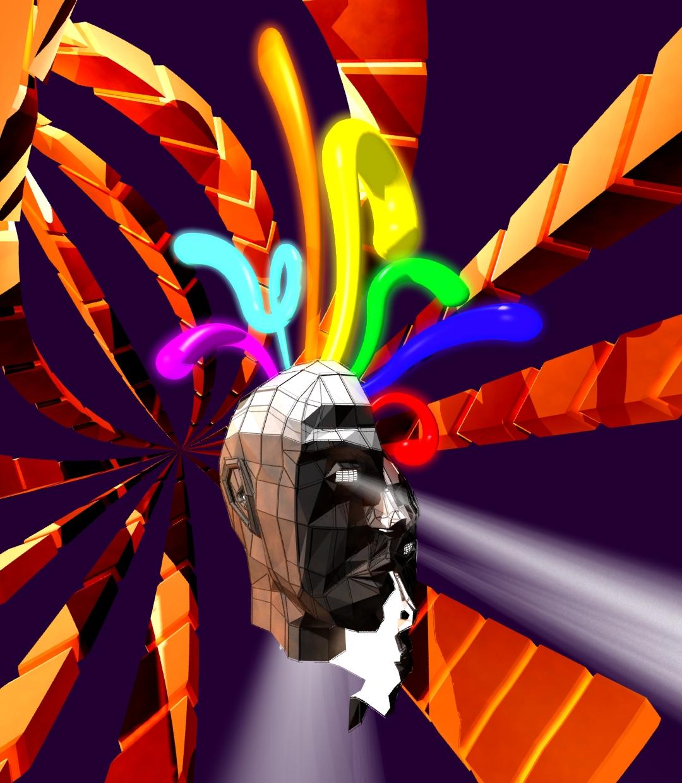 Head Full O' Colour