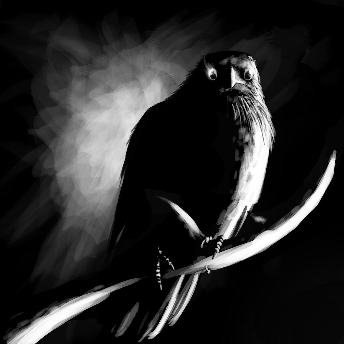 Nevermore!