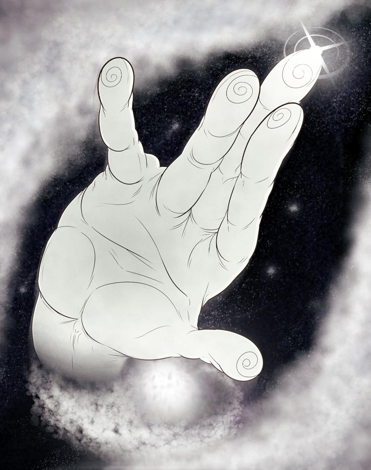 Master Hand Tribute