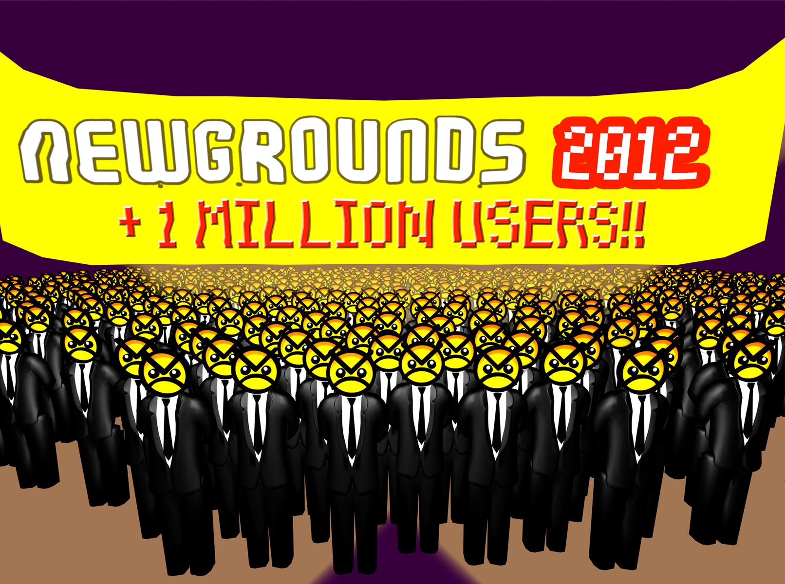 +1 Million Users!!