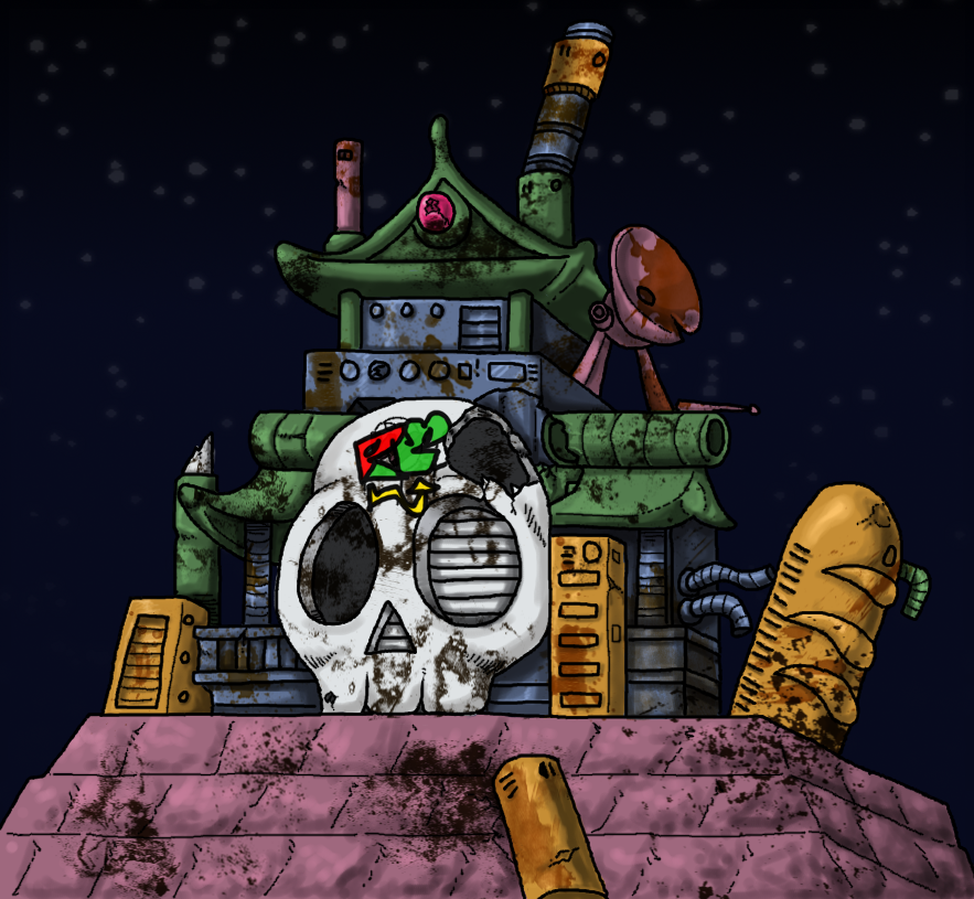 Dr. Wily's Castle