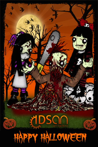 Night of the living Dead Dolls