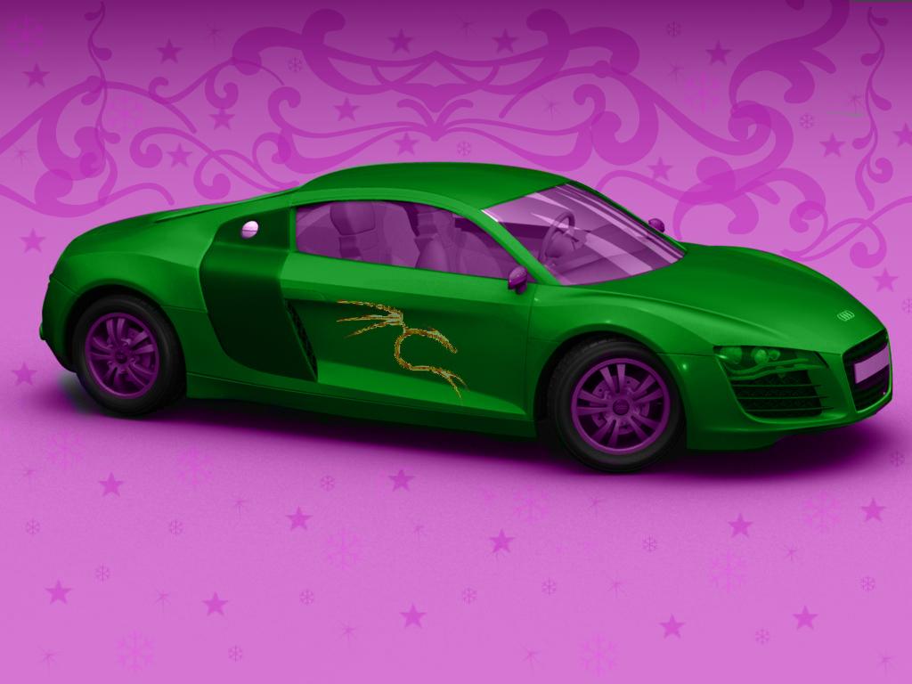 cool car...