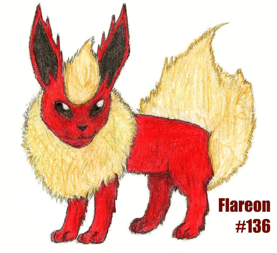#136: Flareon