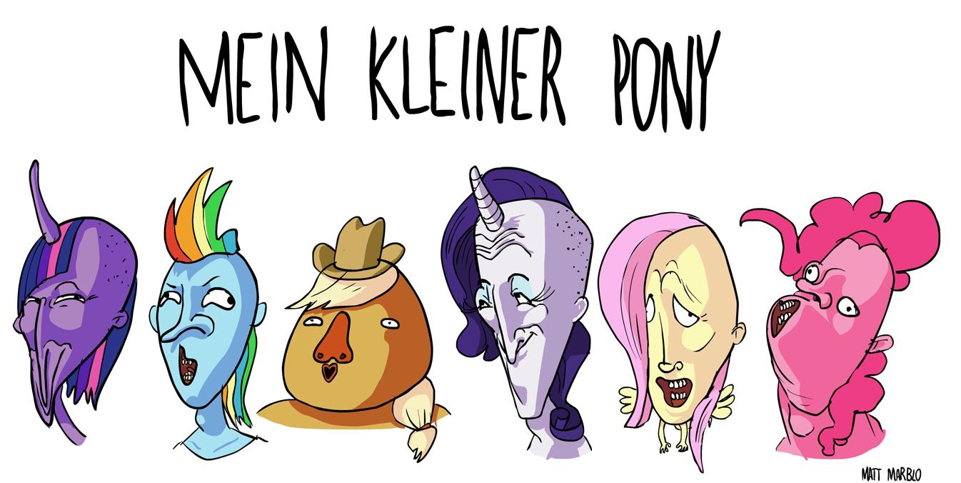 MEIN KLEINER PONY