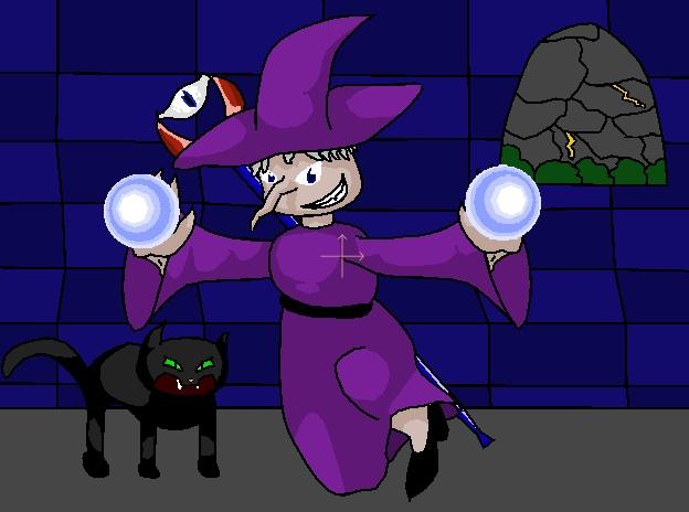 the cliché witch