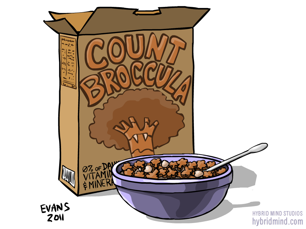 Count Broccula