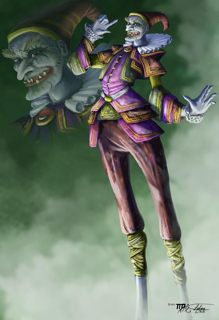 Horrabin the Clown