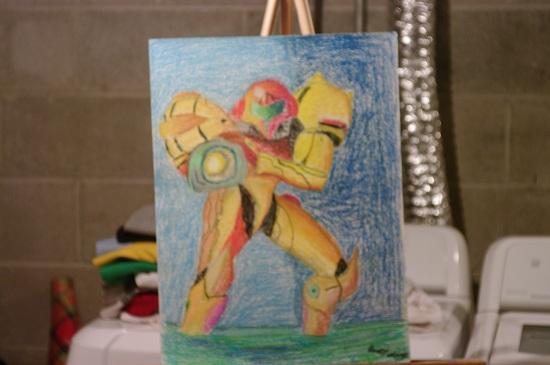 fan art piece I did
