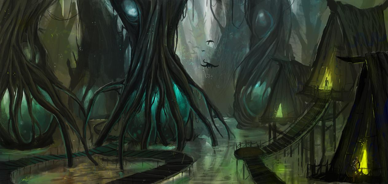 Swamp Sowerbii