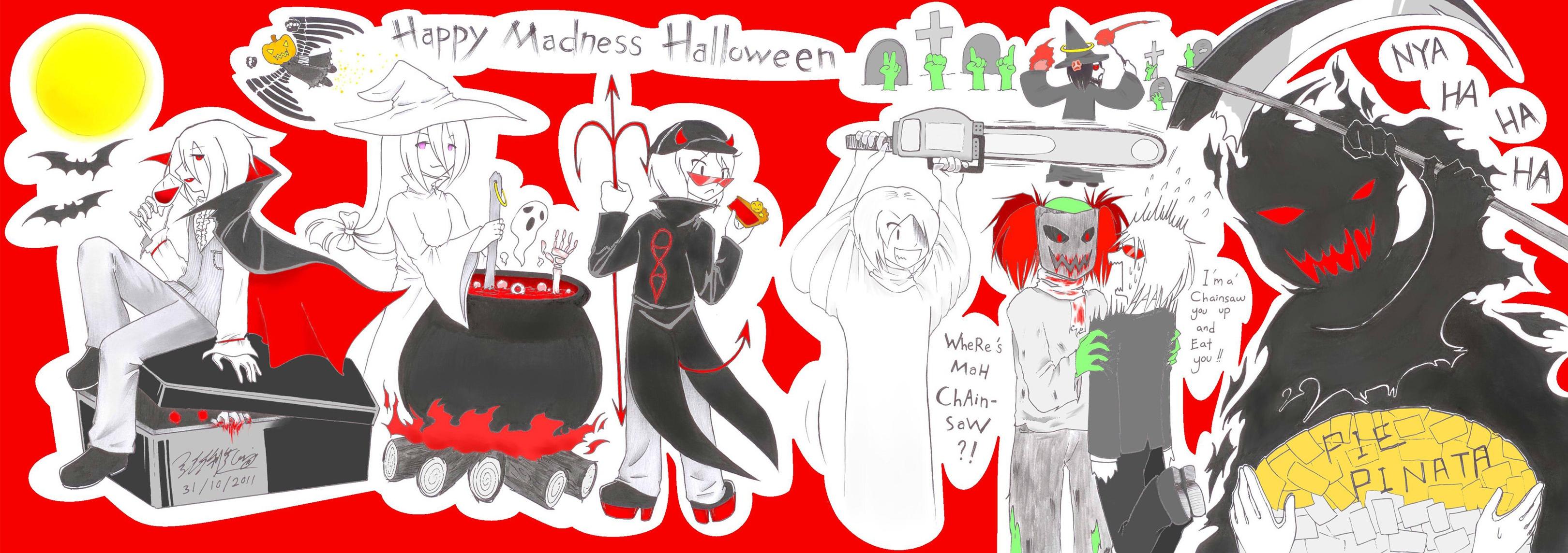 Madness Halloween