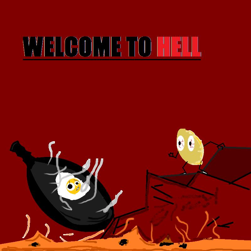 Egg Hell