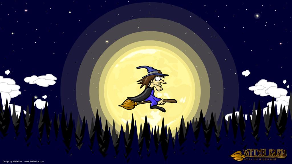 Witch Kakia