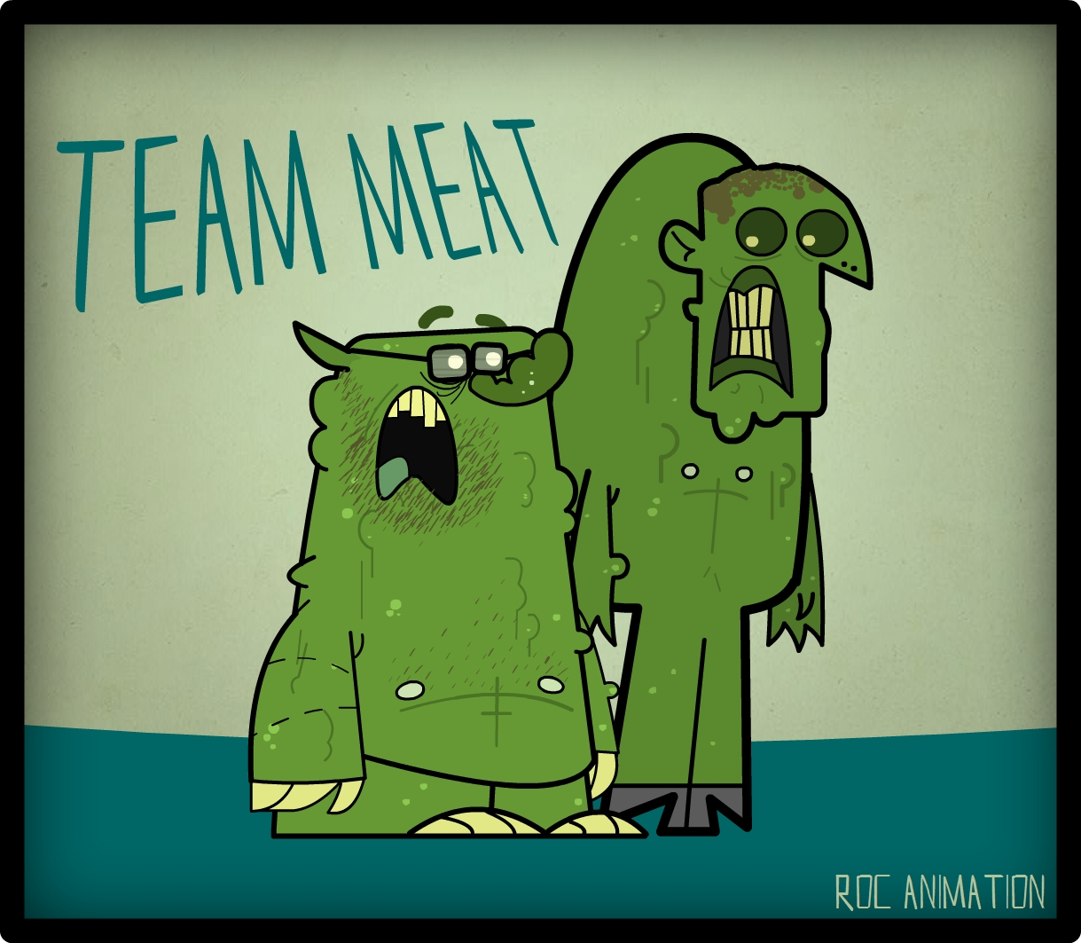 team meat!
