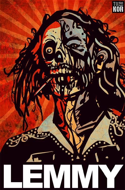 Zombie Lemmy