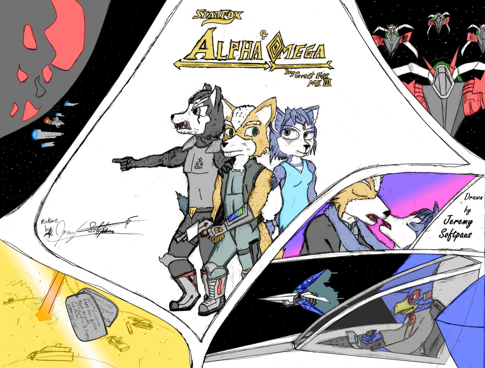 Star Fox: The Omega Chronicles