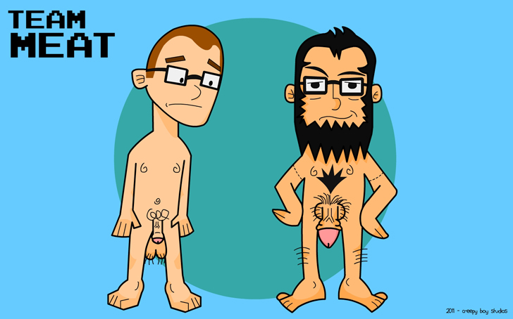 Team Meat Naked