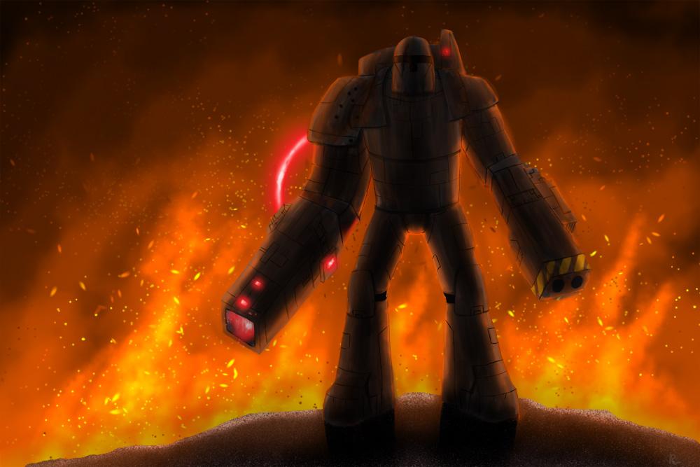 Assault Bot A5-C