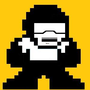 8-Bit Tankman