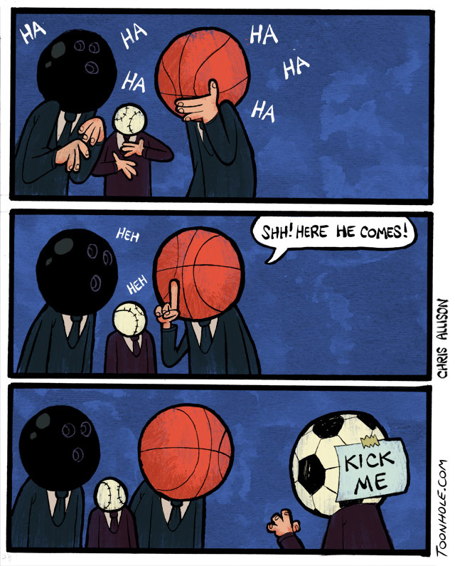 Nobody Likes Soccer