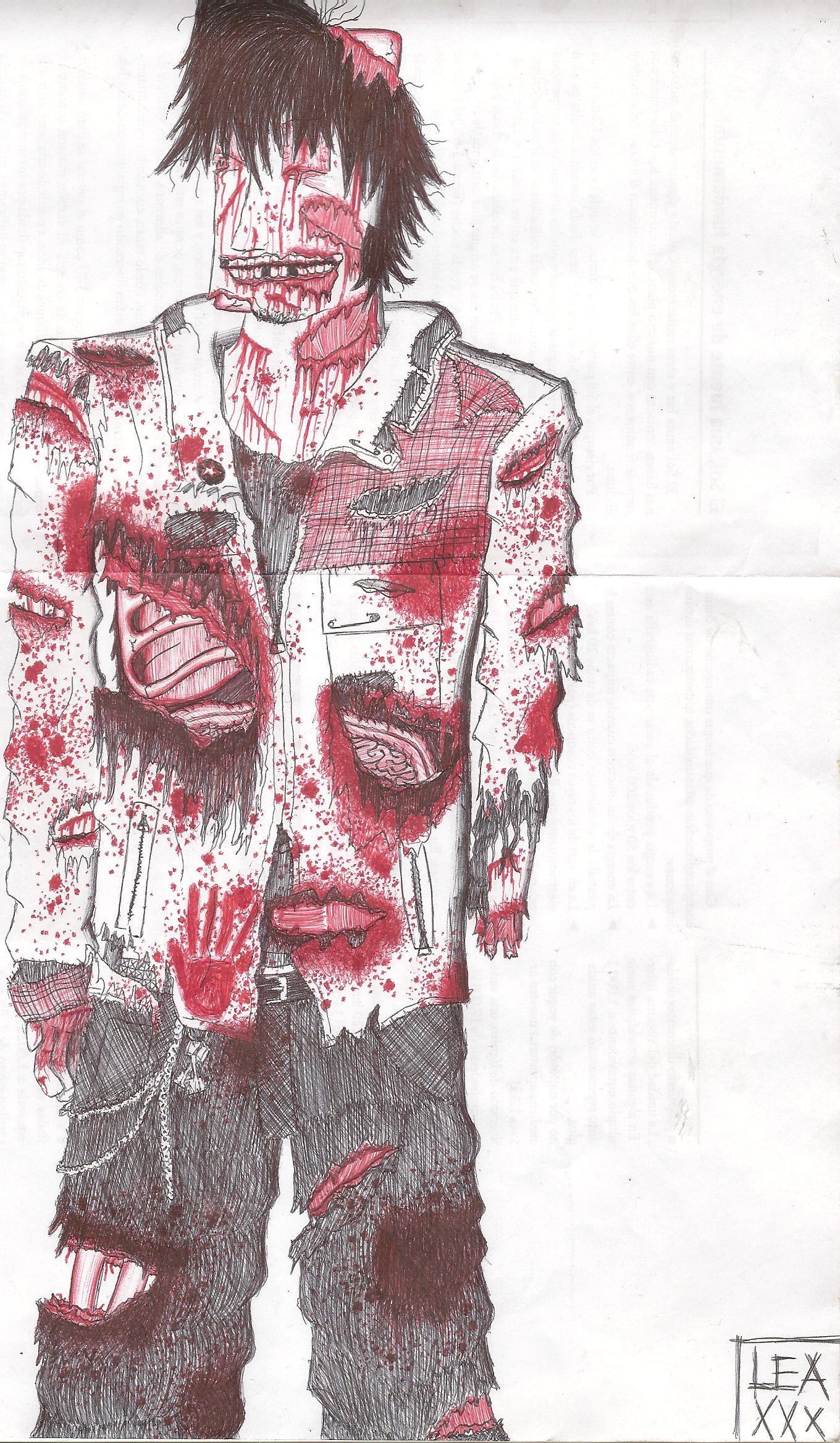 DEADPHOBIA 12 (Mr. Asshole)