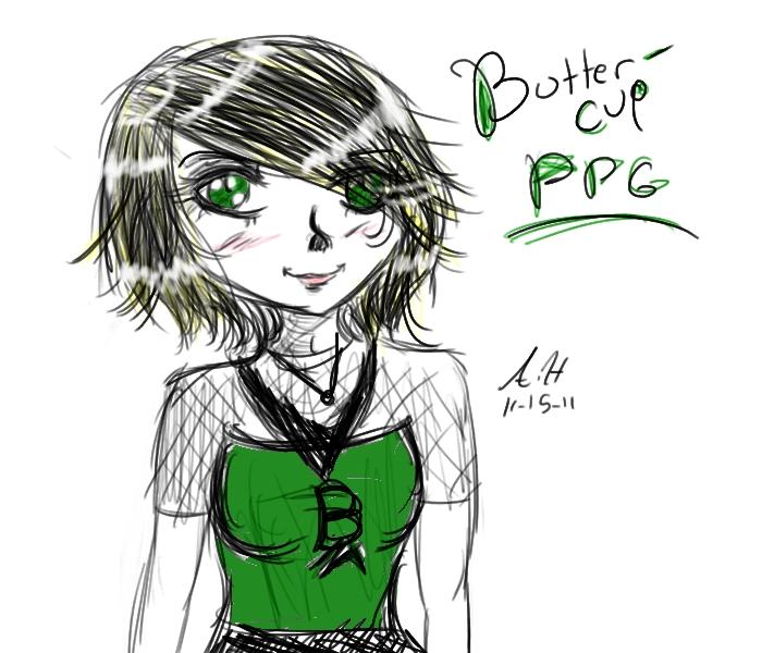 Buttercup PPG (teen)