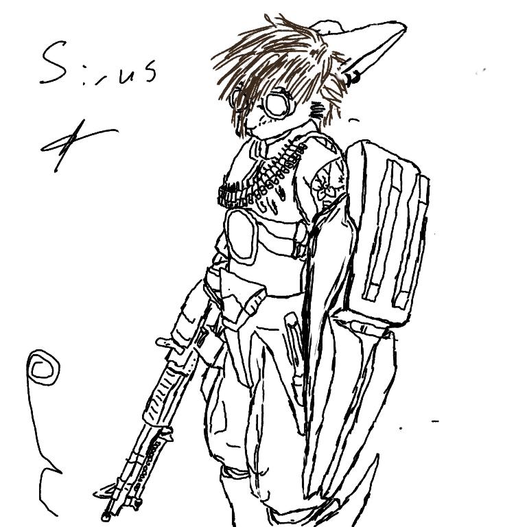 Gunner Sirus
