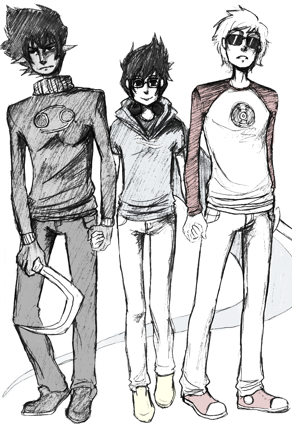 Homestuck: who will it be