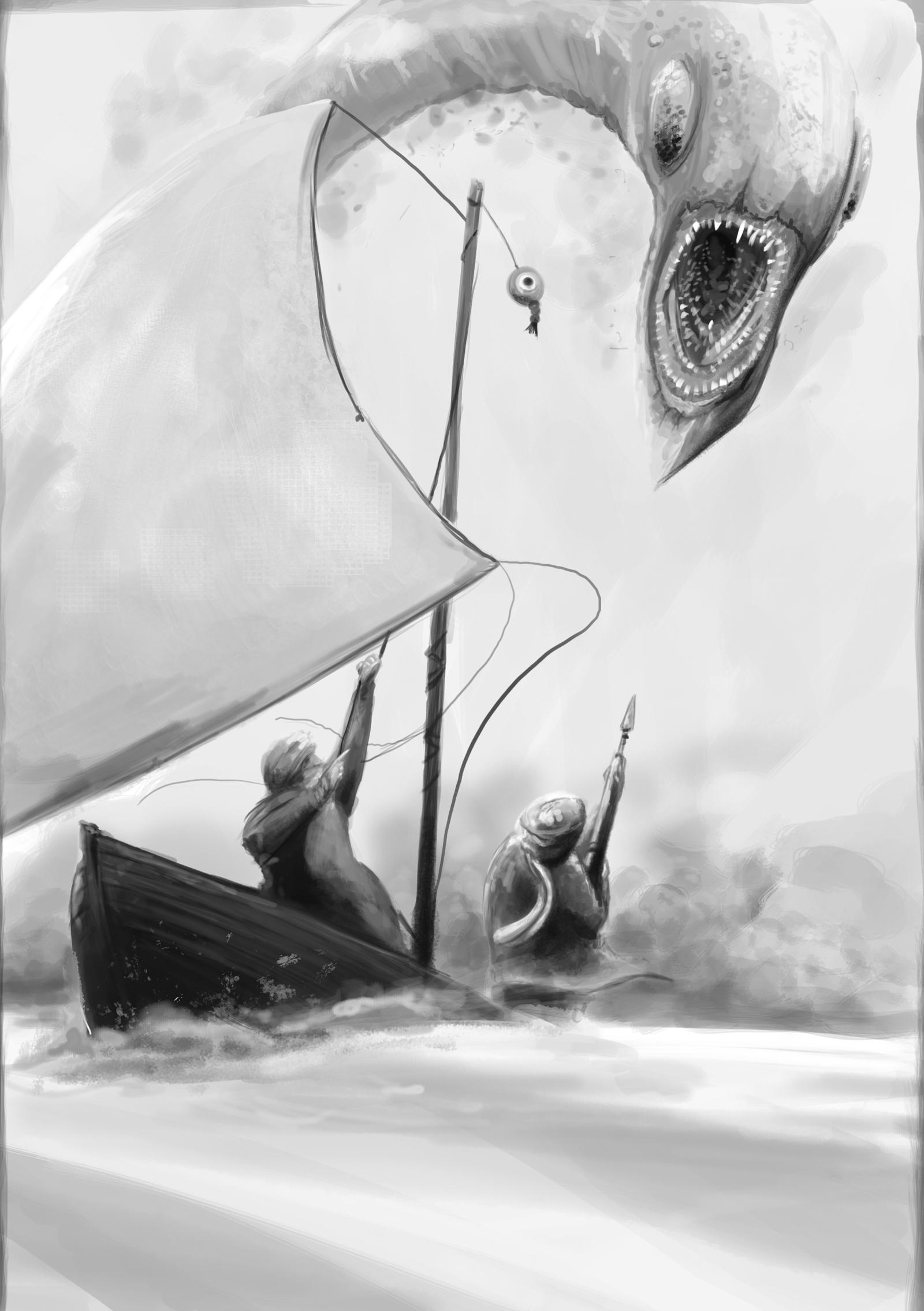 Extreme Dune Fishing
