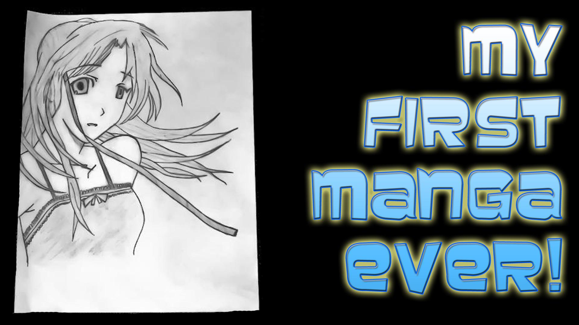 My First Manga