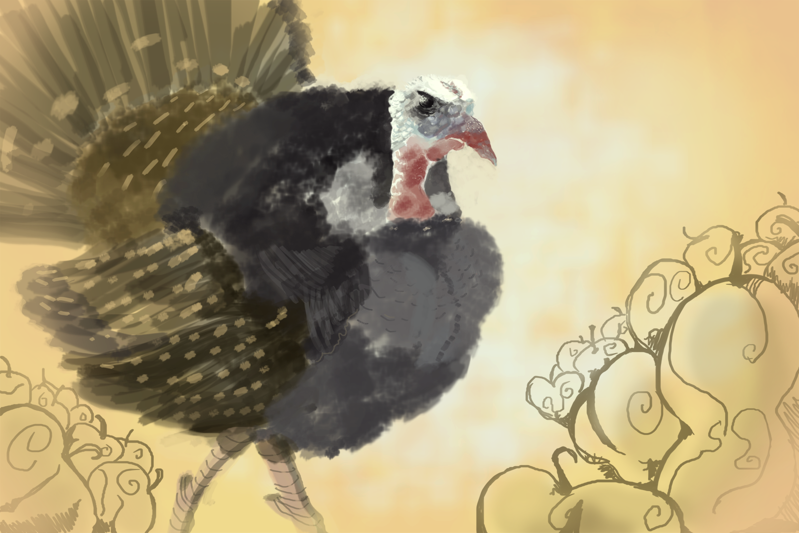 It be a Turkey