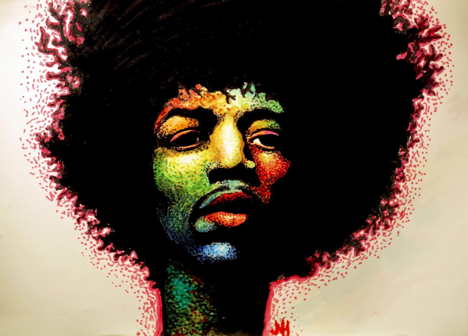 Happy birthday, Jimi Hendrix